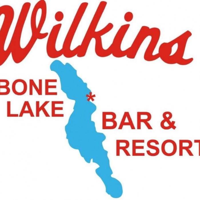 Wilkins Bar & Resort on Bone Lake